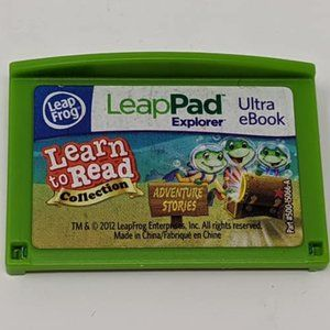 Leap Frog Pad Explorer Game - Adventure Stories